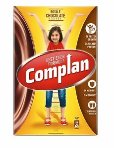 Complan Nutrition and Health Drink Royale Chocolate flavour -1kg (Carton) |child