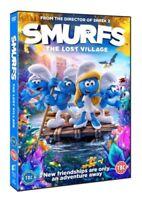 Smurfs - The Lost Village DVD New & Sealed