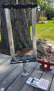 Bert's Custom Fishing Rod Holders