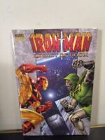 Marvel Premiere Edition Iron Man Legacy of Doom HC NEW SEALED~