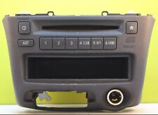 TOYOTA YARIS CD RADIO CAR STEREO DECODED WARRANTY 2000 2001 2002 2003 2004 2005