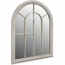 Iron Wall-mounted Frame Arched Decorative Mirrors