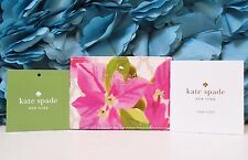 NWT Kate Spade Bayard Place Card Holder Case Wallet Multi Flower NEW $50