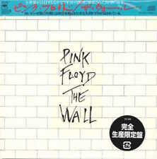 PINK FLOYD-THE WALL-JAPAN 2 MINI LP CD Ltd/Ed I71