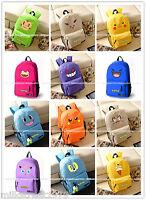 Pokemon Character 3D Print Backpack School Bag Book Bag 16in.