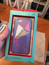 New Kate Spade Hello Sunshine Kite iPhone 6, 6s Hybrid Hard Shell Case 8ARU1213