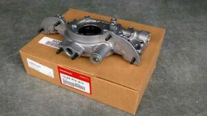 Honda OEM Replacement Oil Pump for 1996-2000 Honda Civic EX D16Y8 Engines