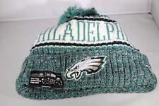 New Era Onfield NFL18 Philadelphia Eagles Bobble Sombrero De Esquí-Multi Color (BNWT)
