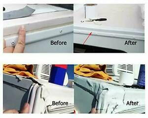 "RV Rubber Repair Tape 4""x 50"" White ETERNABOND Roof Seal Trailer Micro-sealant"
