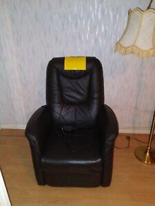 Relax Sessel Leder elektrisch - Marke stawitt