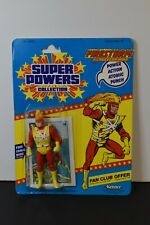 Super Powers Collection ~ Firestorm Figure Sealed ~ 23 Back ~ 1985 Kenner