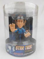 """Star Trek Quogs Spock 2009 Funko Bobble Head Vinyl Figure 5.5"""" Vulcan"""