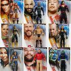 WWE Basic Wrestling figures brand new/sealed Mattel toys