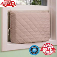 Indoor Window Air Conditioner Cover Machine Washable Double Insulation Quality