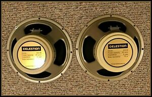 "Celestion 12"" G12 M Guitar Amplifier Speakers"