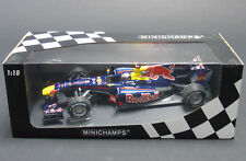 110 100205 Minichamps Red Bull Racing Renault RB6 1:18 Scale Diecast New Boxed