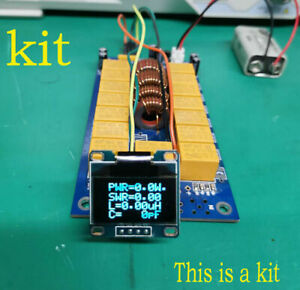 NEW MINI 0.96 inch OLED ATU100 automatic antenna tuner 100W kit