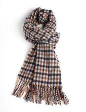Bufanda de hombre 100% lana