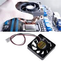 Quiet 5cm/50mm /50x50x10mm 12V Computer/PC/CPU Silent Low Noise Cooling Case Fan