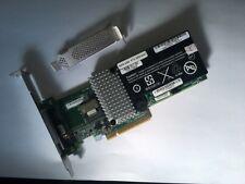LSI MegaRAID SAS/SATA 9260-4i 4-Port 6Gb/s Internal PCI-E RAID CARD+LSI BBU07