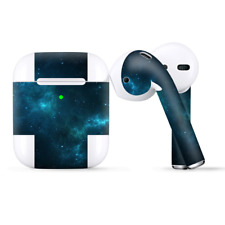 Skins Wraps compatible for Apple Airpods  Deepspace