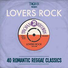 TROJAN PRESENTS: LOVERS ROCK - NEW CD ALBUM