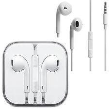 New original OEM For Apple Earpods Earphone Headphone w/ Remote & Mic