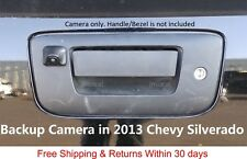 Tailgate Handle Backup Camera Kit for 2007-2014 Chevy Silverado & GMC Sierra