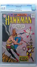 Hawkman #2 CGC 8.0 VF
