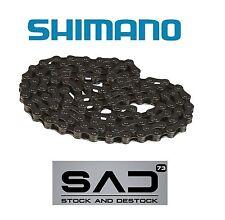 SHIMANO HG40 60446 - Chaîne de vélo 6s 7s 8s 116L *NEUF*