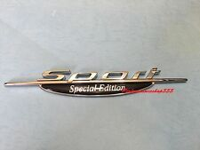 Sport Special Edition Side Emblem Badge Decal Letter Sticker For Mercedes Benz