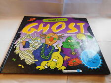 I Thought I Saw A Ghost Jigsaw Book by Dugald Steer HB 1999 spooky story