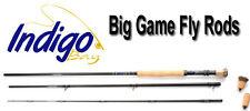 Indigo Bay - Big Performance Fly Rod 12wt, 9ft, 4pc