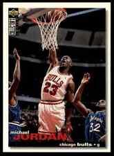 1995-96 UD CC Michael Jordan Bulls #45 *Noles2148* Cs 10=Fs