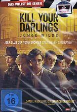 DVD NEU/OVP - Kill Your Darlings - Junge Wilde - Daniel Radcliffe & Dane DeHaan