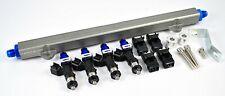 Mitsubishi Lancer Evolution EVO 4-9 4G63T 1000cc Bosch ev14 Fuel Injectors rail