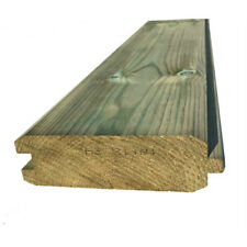 In Packs of 4 lengths In various Sizes Free Delivery 6x2 Treated Timber Joists 150mm x 47mm 3m