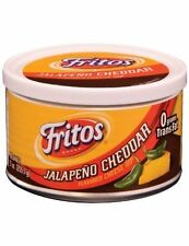 Fritos Cheese Dip, Jalapeno Cheddar Flavor, 9 Oz Can (Pack of 3)