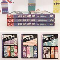 Kill Me, Kiss Me Manga Books 1, 2, & 5 Lee Young You Tokyopop