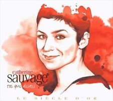 Le Siecle D'Or: Toi Qui Disais by Catherine Sauvage (CD, 2009 LCDM) Chanteuse