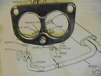 ROVER SD1 2300 2600  EXHAUST DOWNPIPE GASKET  (NOT V8)  (** See Chassis No/ **)