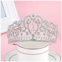 Bridal Wedding Rhinestone Crystal Hair Band Princess Prom Crown Headband New