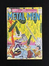 METAL MEN #1 (4-5/63) 1ST APP IN OWN TITLE DC COMICS SILVER AGE KEY LOWER GRADE