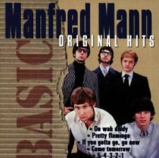 Manfred Mann Original hits (18 tracks, Disky)  [CD]