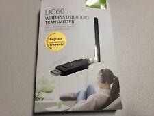 Avantree DG60 Wireless USB 5.0 Audio Transmitter Adapter (5577)