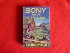 Bony And The Kelly Gang By Arthur Upfield (1960) 1st