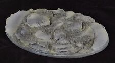 170x105mm Oval Slate Rock Debris Battle Imperial Knight Resin Base Warhammer 40k