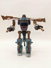 "2001 Hasbro Takara Transformers Armada 6"" CYCLONUS with Missiles! Figure Loose"