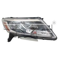 Headlight Assembly TYC 20-9411-00-9  RighT fits 13-16 Nissan Pathfinder new