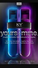 KY Yours And Mine Couples Lubricant